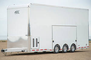 2020 ATC  Quest CH305 Stacker Trailer