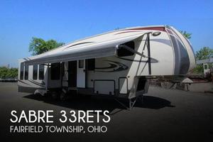 2015 Forest River Sabre 33RETS