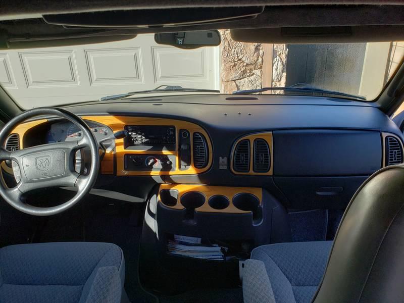 2001 Sportsmobile Sportsmobile Dodge 3500