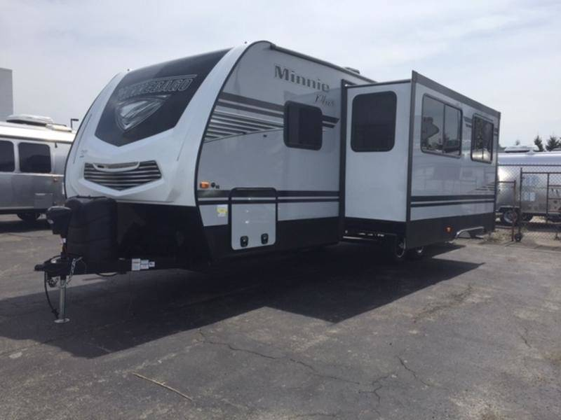 2020 Winnebago Minnie Plus 27BHSS