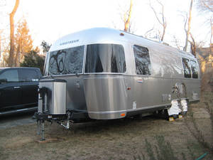 2014 Airstream International Signature FB25