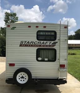 2011 Starcraft Autumn Ridge Outfitter 278BH