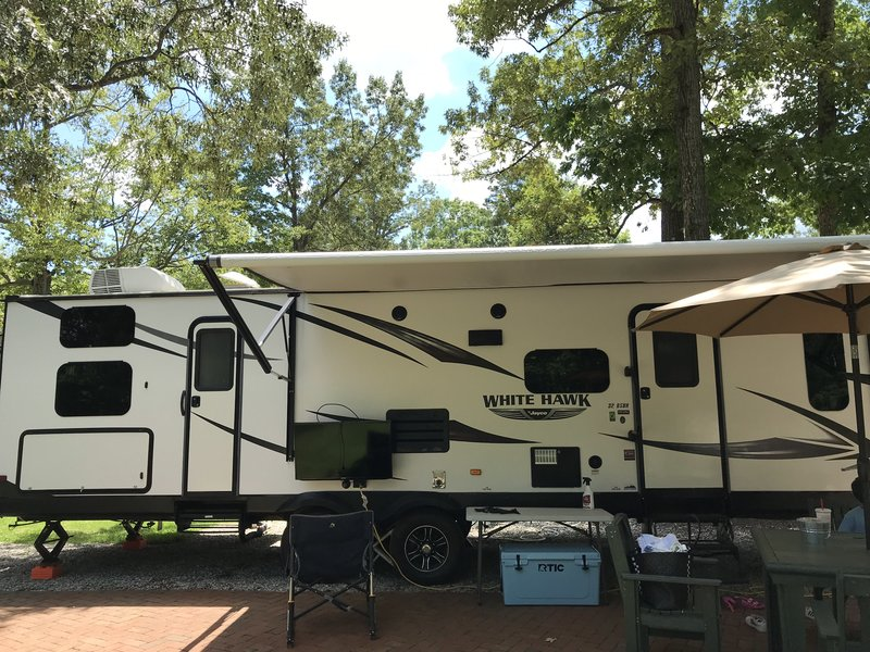 2016 Jayco White Hawk 32DSBH