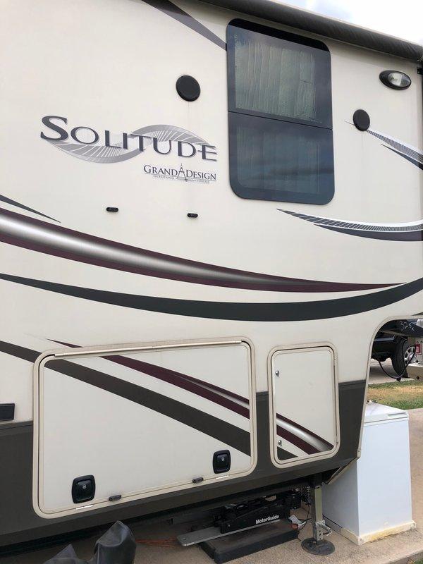2015 Grand Design Solitude 325X