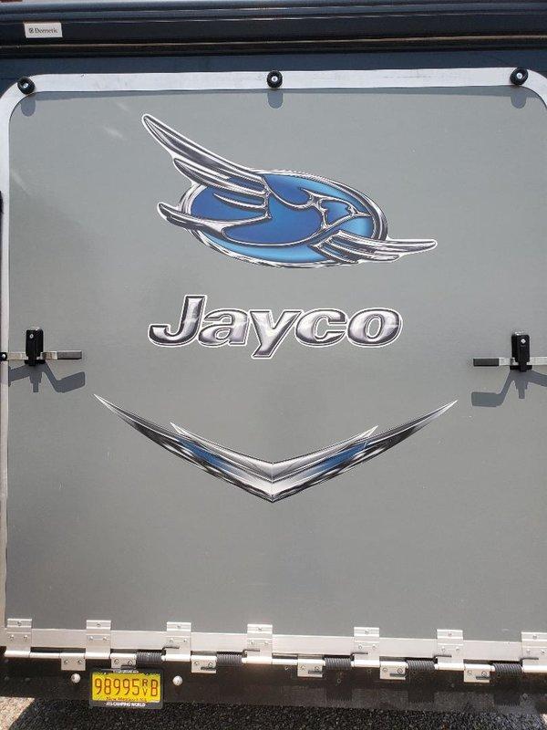 2016 Jayco Seismic 4112