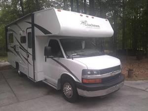 2010 Coachmen Freelander 21QB Chevy