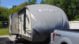 2014 Cruiser RV Enterra 29 RBS