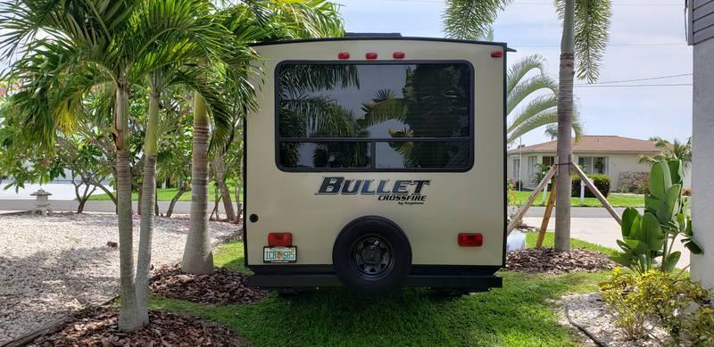 2018 Keystone Bullet Crossfire 1900RD