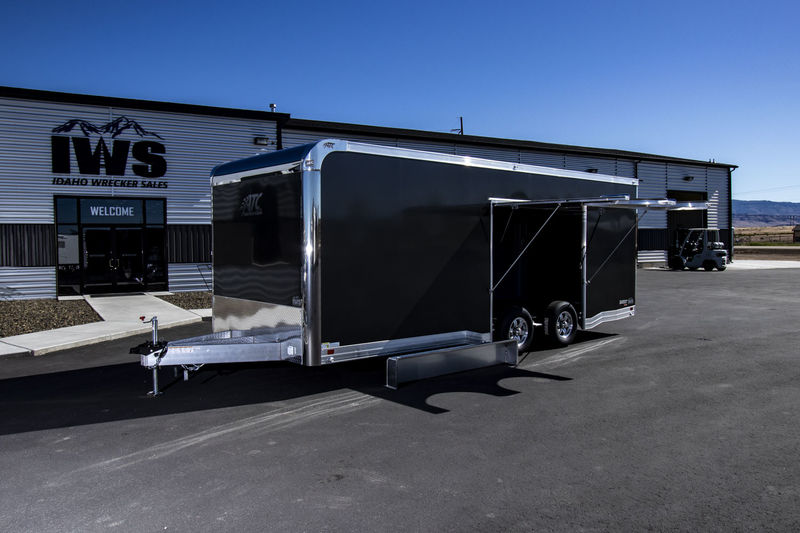 2018 ATC RV ATC RV Quest CH 305 Enclosed Trailer