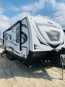 2021 Outdoors RV Timber Ridge 22FQS