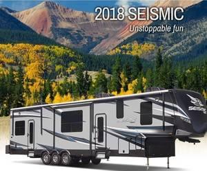 2018 Jayco Seismic 4113