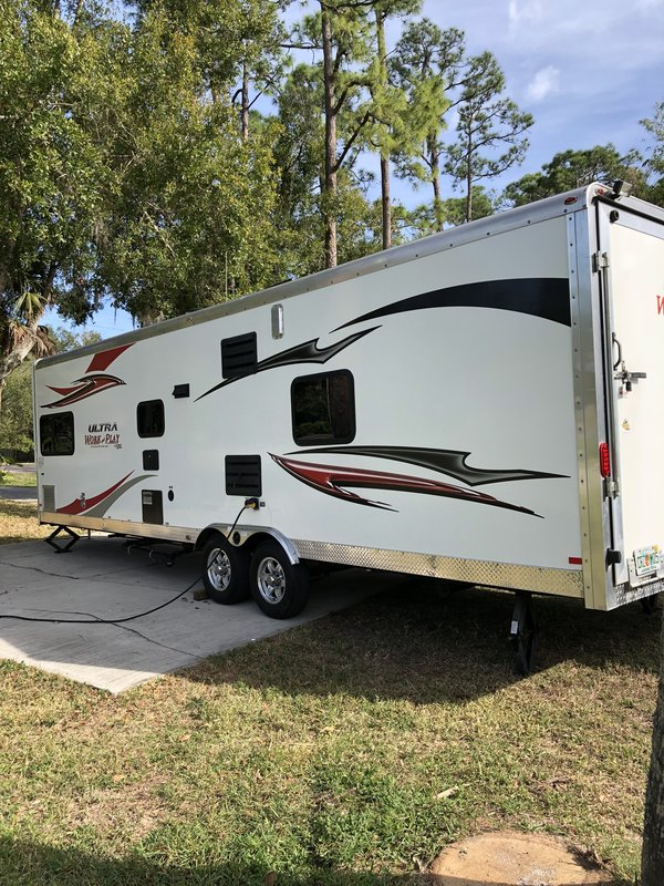 2014 Forest River Work and Play Ultra LE 275ULSBS
