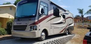 2016 Coachmen Pursuit M27KBP Ford