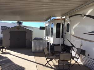 2012 Forest River Sandpiper 356 RL