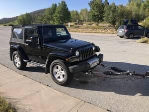 2015 Jeep Wrangler JK Sahara