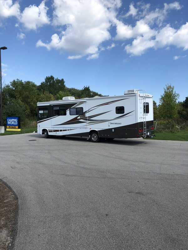 2011 Forest River Georgetown 327DS