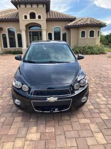 2015 Chevrolet Sonic Hatchback