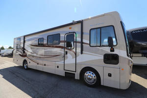 2014 Fleetwood Excursion 35C
