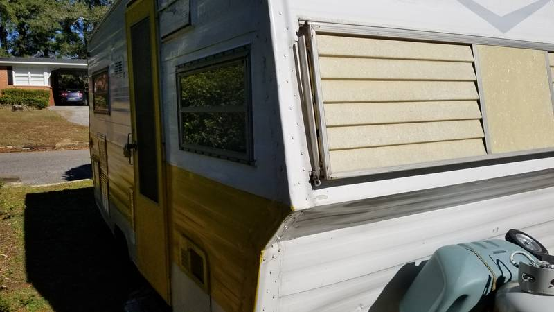 1971 Corsair Travel Trailers Rv For Sale By Owner In