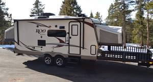 2017 Forest River Rockwood Roo 21SSL