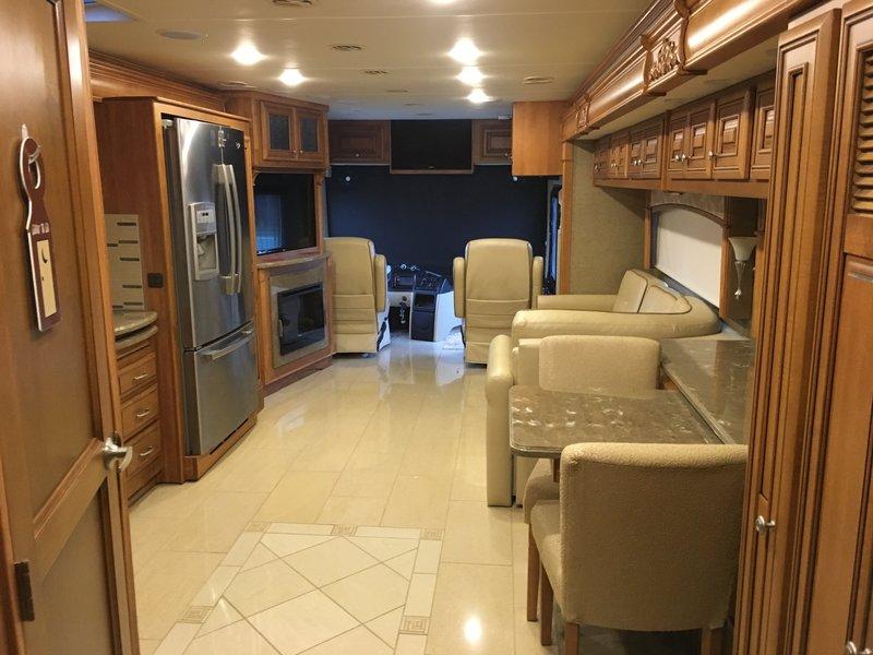 2013 Thor Motor Coach Tuscany 42WX