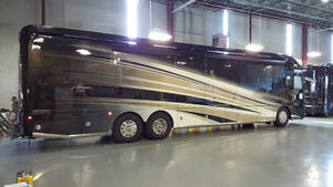 2016 American Coach American Eagle Custom Floor plan