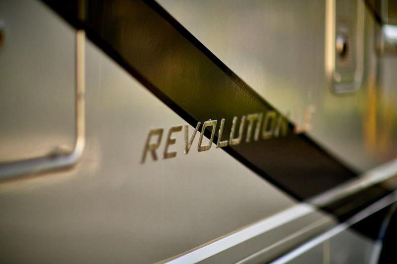 2008 Fleetwood Revolution LE 42K