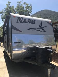 2015 Northwood Nash 17K