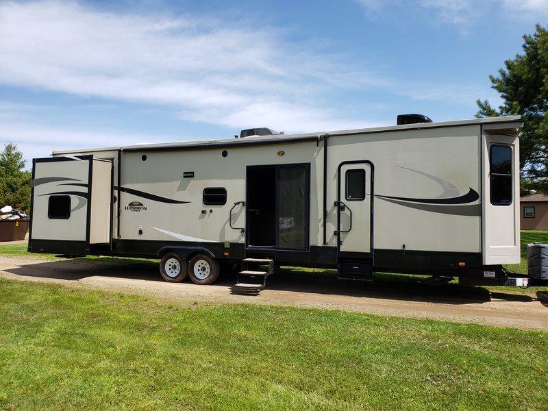 2015 CrossRoads Hampton 380QB