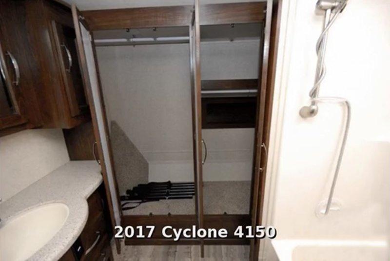 2017 Heartland Cyclone 4150