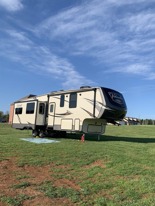 2019 CrossRoads Volante 3201IK