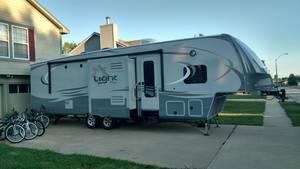 2017 Highland Ridge RV Open Range Light LF295BHS
