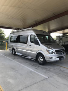 2016 Mercedes Sprinter Winnebago