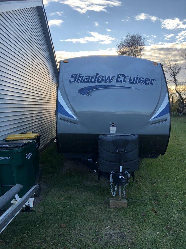 2015 Cruiser RV Shadow Cruiser 288RKS