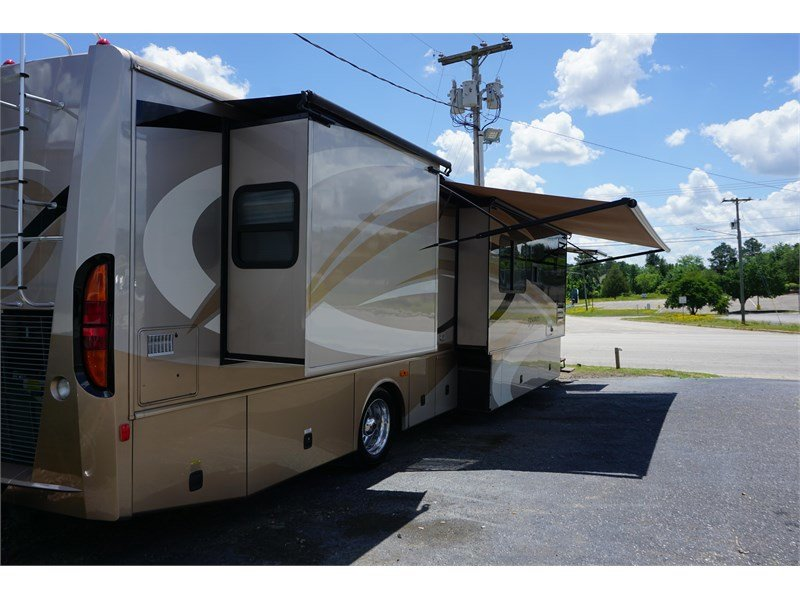 2007 Fleetwood Discovery 40x Class A Diesel Rv For Sale