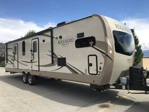 2019 Forest River Rockwood 8335BSS