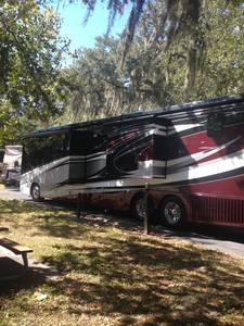 2014 Entegra Coach Anthem 44B