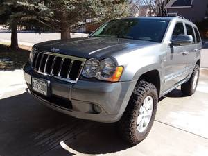 2008 Jeep Cherokee GRAND LIMITED