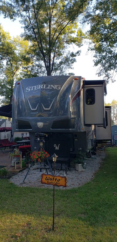2012 Forest River Wildcat Sterling 32RL