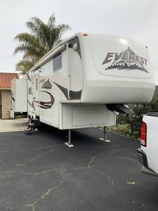 2007 Keystone Everest 295TS