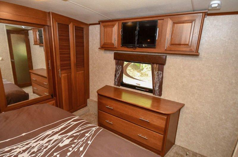 2016 Highland Ridge RV 3X 427BHS