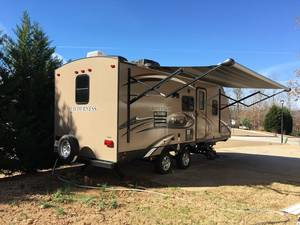 2015 Heartland Wilderness MODEL#2175R