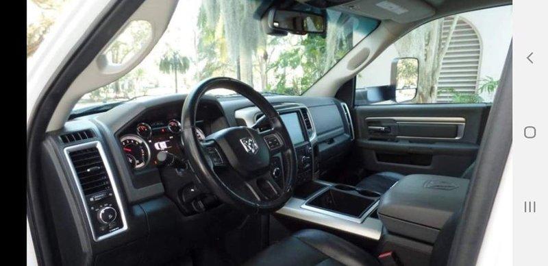 2015 Dodge Ram 3500 BIG HORN CREW CAB 4X4 LONG BOX