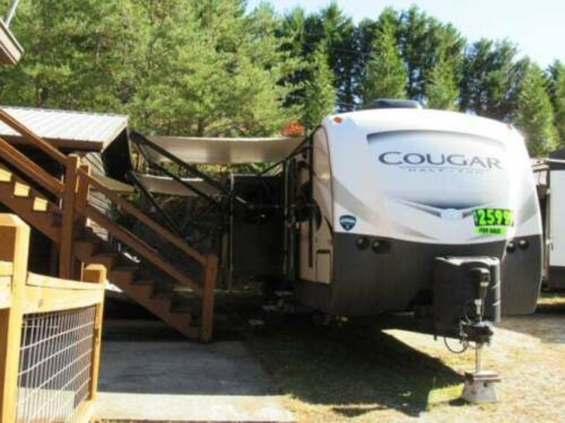 2018 Keystone Cougar Half Ton 34TBS