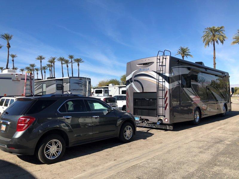 2019 Thor Motor Coach Aria 3401