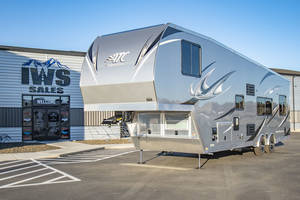 2020 ATC  Toy Hauler with Front Bedroom