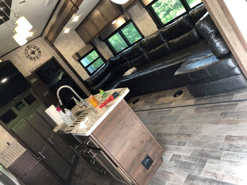 2018 Highland Ridge RV 3X 427bhs