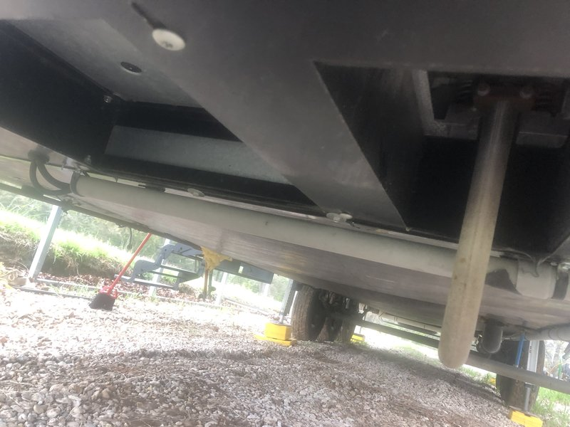 2017 Cruiser RV Boss 42-13TB