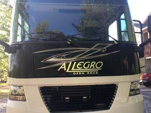 2010 Tiffin Allegro Open Road 35QBA