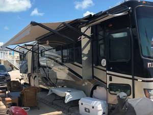 2008 Tiffin Phaeton 42QRH